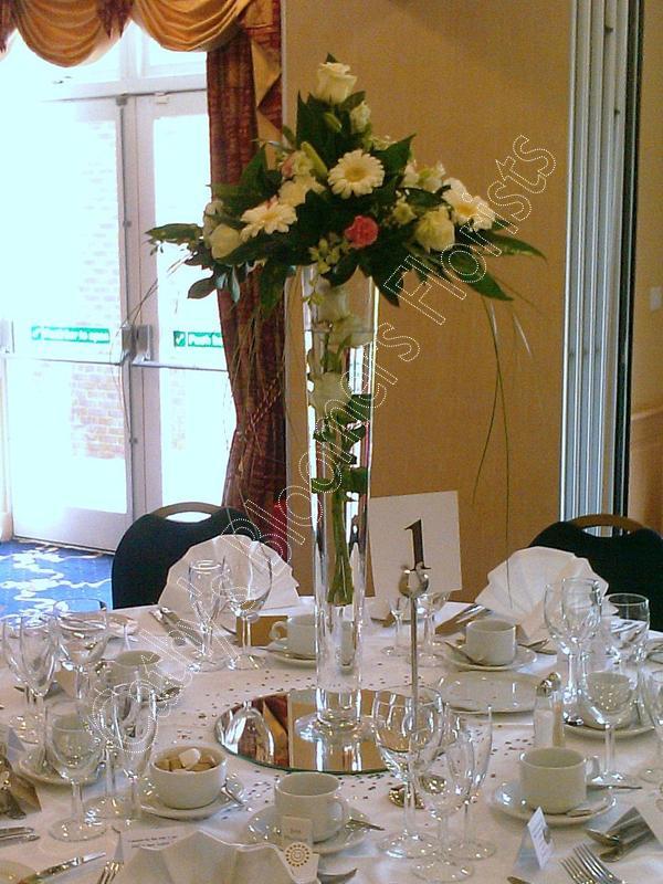 Conical Vase Arrangements Cathys Bloomers Florists