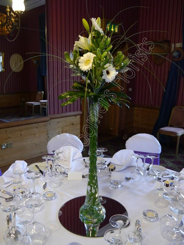 Lily Vase Wedding Flowers : Lily vase arrangements cathy s bloomers florists